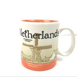 "Starbucks ""Been There"" City Netherlands Mug"
